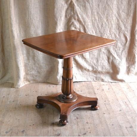 William IV Mahogany Table
