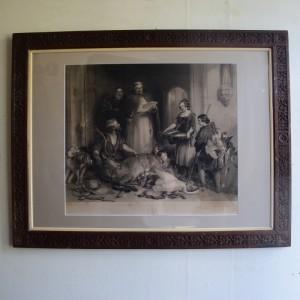 Victorian Engraving after Landseer