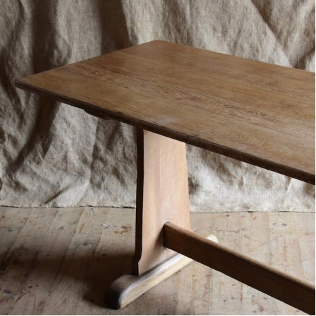 Pair of Large Oak Tables
