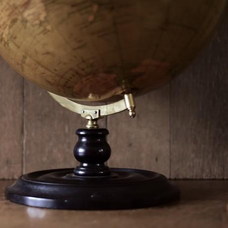 Large 1940s Globe