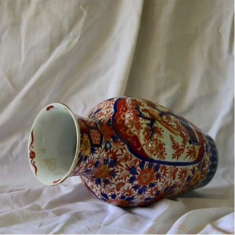 19thC Imari Vase