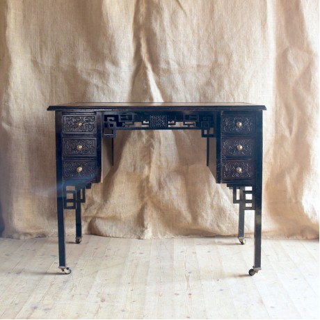 Aesthetic Movement Writing Table