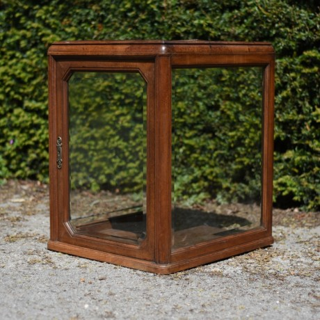 A pair of 19th Century Display Cabinets