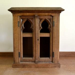 Late 19thC Pedestal Cupboard