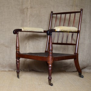 19thC Gillows Chair
