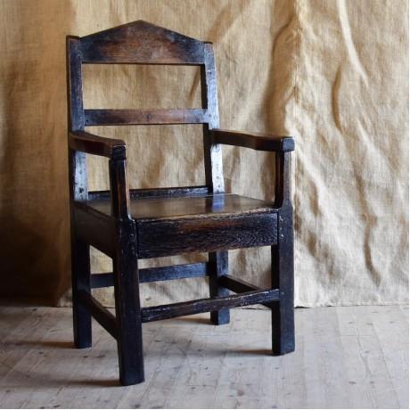 Carmarthenshire Chair, c1800
