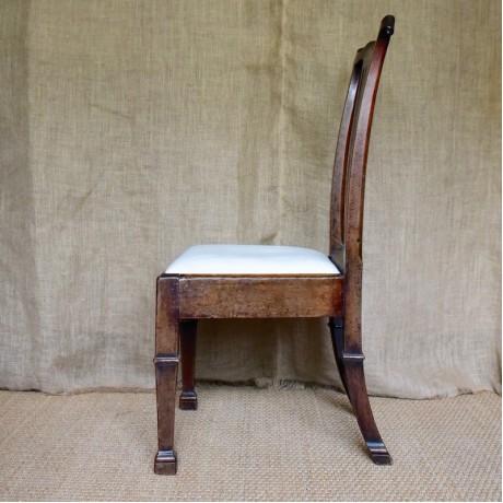 Georgian Mahogany Chair