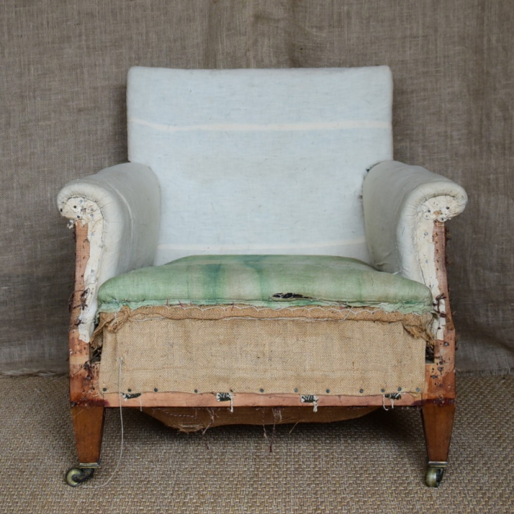 & Small Upholstered Chair
