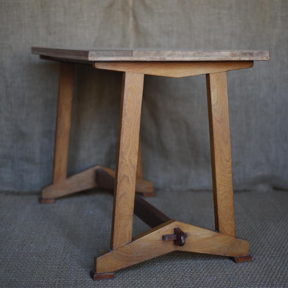 Light Mahogany Table