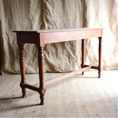 19thC Scottish Pine Table