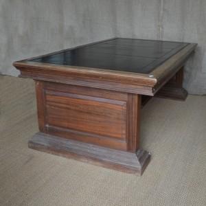 A Mahogany and Oak Desk
