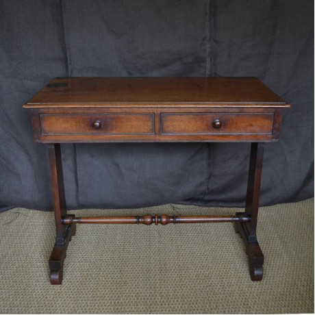 Regency Mahogany Writing Table