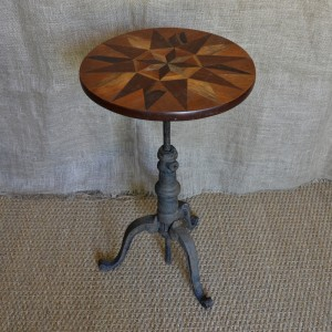 """19th Century """"Industrial"""" Table"""