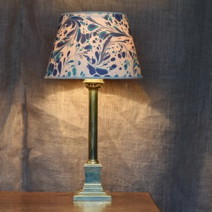 Small Brass Lampbase
