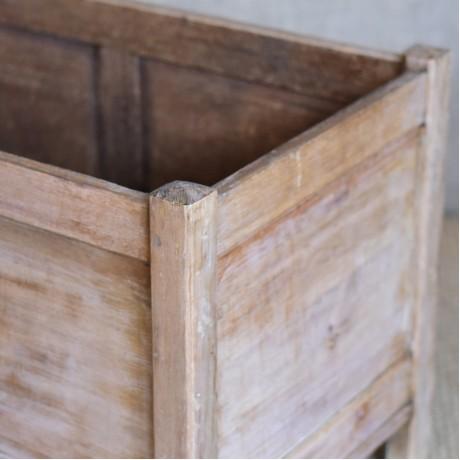 Log Box c.1900