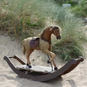 Regency Rocking Horse