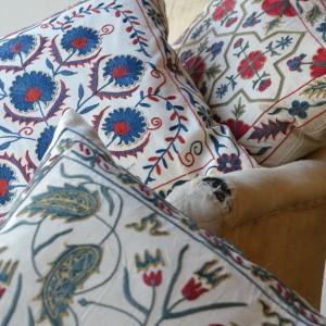 Suzani Cushions