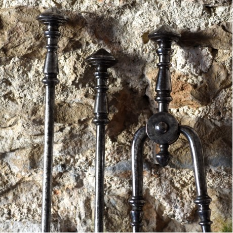 Steel Fire Tools